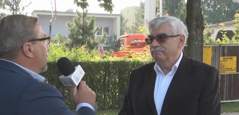 Nasze sprawy rozmowa z burmistrzem Łasku – Gabrielem Szkudlarkiem