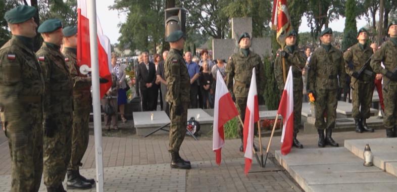 Uroczystości związane z 79. rocznicą wybuchu II wojny światowej