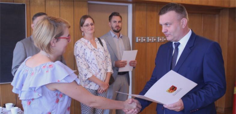 Nominacje dla nauczycieli z powiatu sieradzkiego