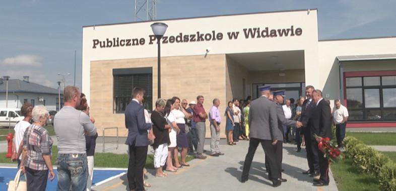 Otwarcie Publicznego Przedszkola w Widawie