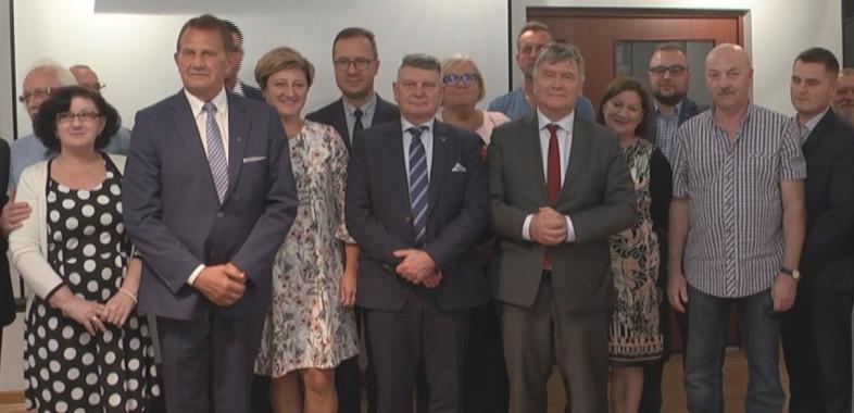 Nowy kandydat na burmistrza Łasku