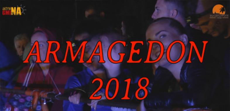 Nocny Armagedon w Wojkowie