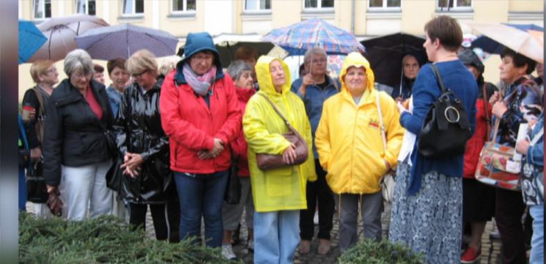 Wycieczka seniorów do Kalisza i Russowa