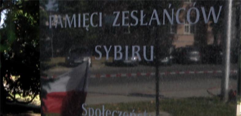 Obchody Dnia Sybiraków w Sieradzu i Łasku