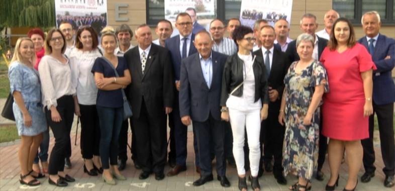 Przedstawienie kandydatów przez Solidarne Miasto Sieradz