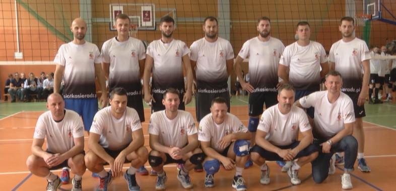Pokazowy mecz Tubądzin Volley MOSiR Sieradz z gwiazdami polskiej siatkówki