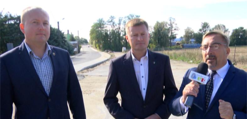 Wieści Regionalne – rozmowa z wójtem gminy Wróblew Tomaszem Woźniakiem