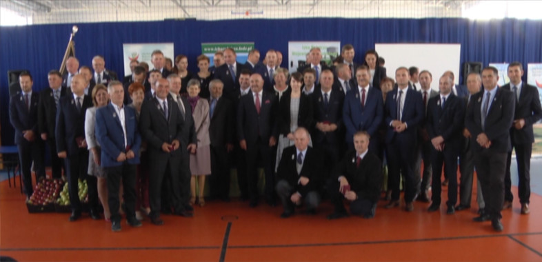 Jubileusz 20-lecia Wojewódzkiej Izby Rolniczej