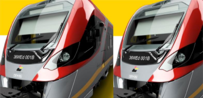Nowe pociągi Łódzkiej Kolei Aglomeracyjnej