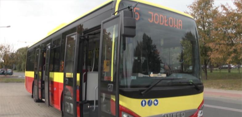 Nowe autobusy na ulicach Łasku