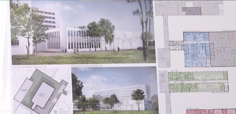 Rozbudowa i przebudowa sieradzkiego szpitala