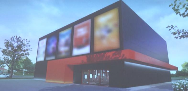 Nowe kino w Sieradzu już niebawem