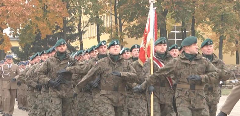 Święto 15 Sieradzkiej Brygady Wsparcia Dowodzenia