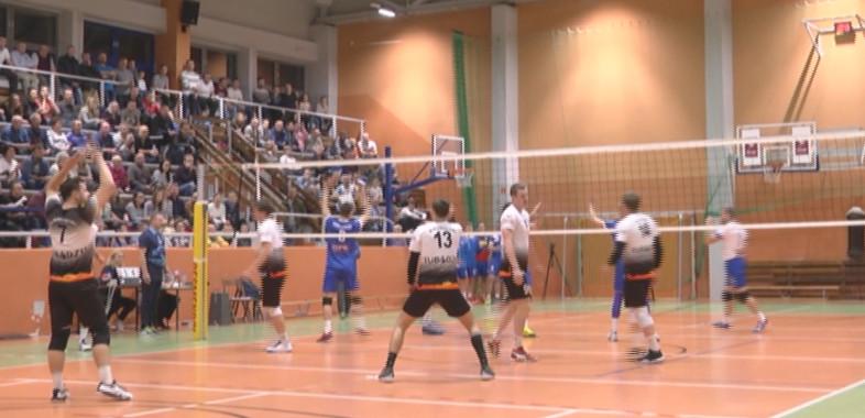 Mecz Tubądzin Volley MOSiR Sieradz kontra Bzura Ozorków