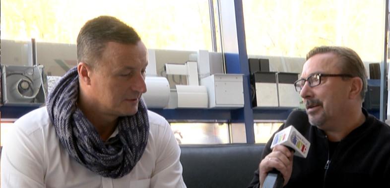 Tomasz Hajto w Sieradzu