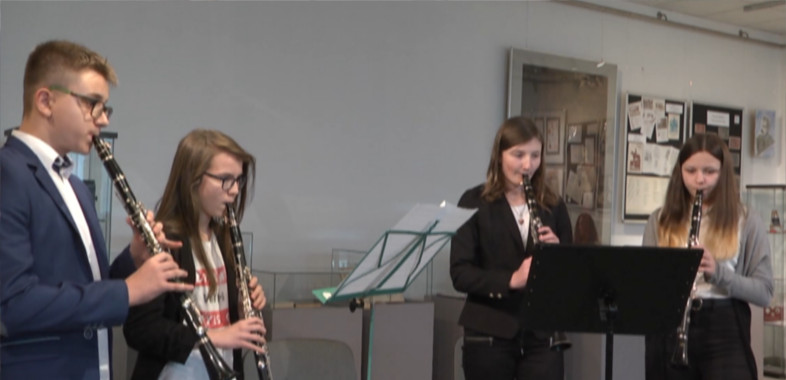 Występy artystyczne w Muzeum Okręgowym w Sieradzu