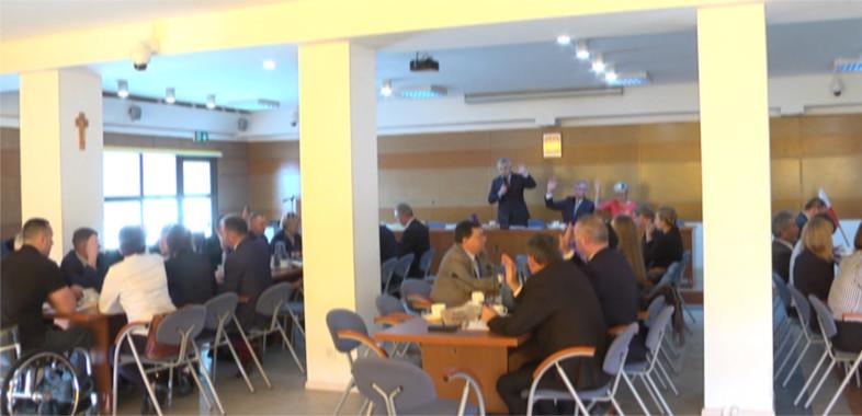 Sesja budżetowa w Powiecie Sieradzkim