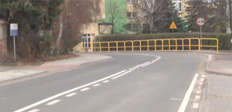 Oddanie drogi w gminie Wróblew