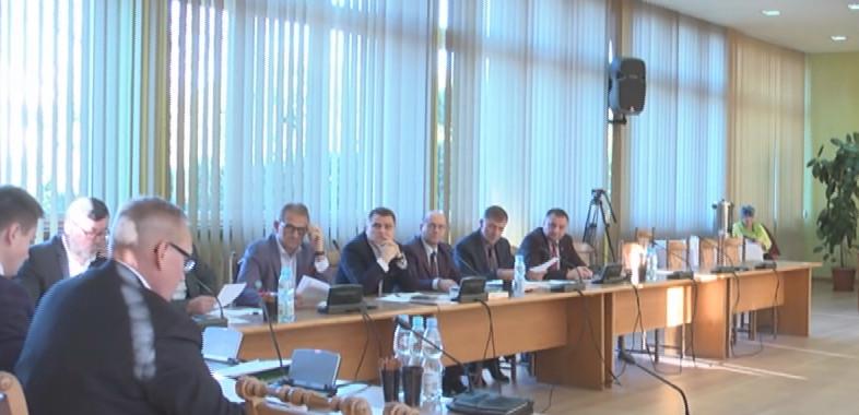 Sesja radnych powiatu łaskiego