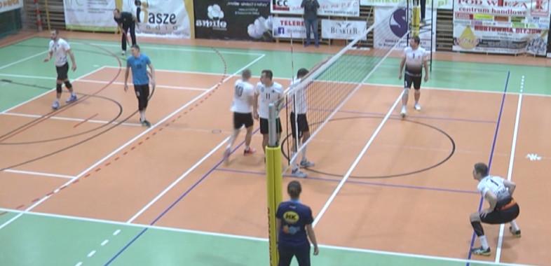 Porażka Tubądzina Volley MOSiR Sieradz