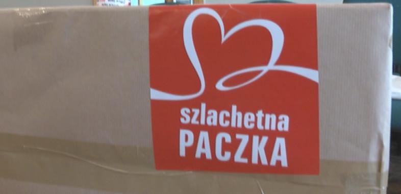 """Finał projektu """"Szlachetna Paczka"""""""