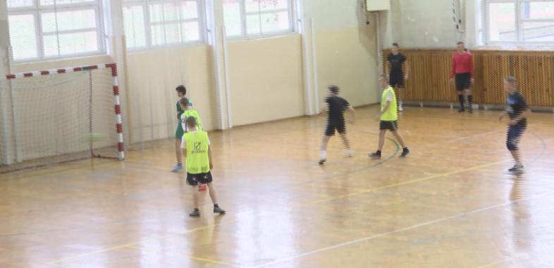 Trzeci turniej Grand Prix w halowej piłce nożnej