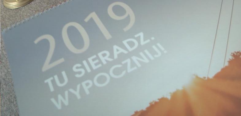 Nowy kalendarz UM Sieradza z fotografiami mieszkańców