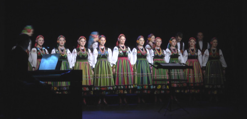 Spotkanie wigilijne i koncert Zespołu Pieśni i Tańca Mazowsze