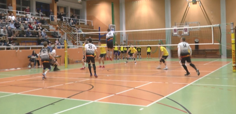 Tubądzin Volley MOSiR Sieradz kontra Skra II Bełchatów