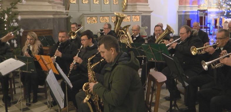 Koncert Orkiestry Dętej Łaskiego Domu Kultury