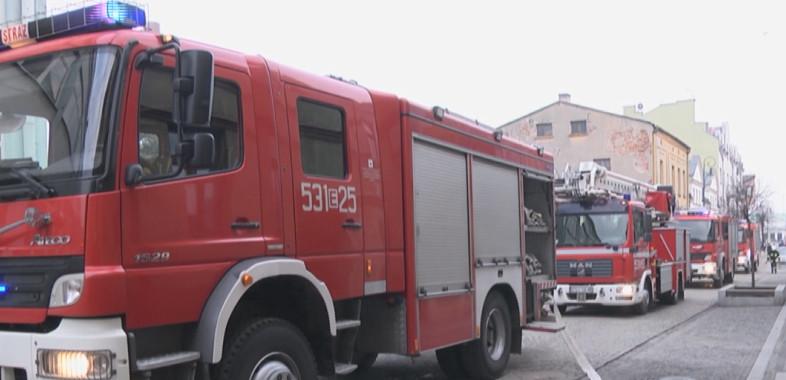 Podsumowanie roku jednostek Straży Pożarnych w Sieradzu i w Łasku
