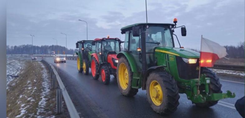 Kolejne protesty Agro Unii w regionie