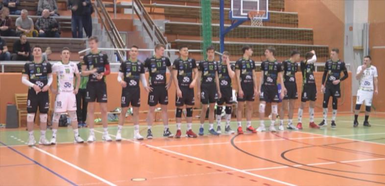 Tubądzin Volley MOSiR Sieradz pewnie wygrywa mecze play off