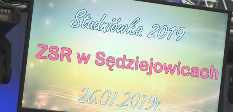 Studniówka w Zespole Szkół Rolniczych w Sędziejowicach