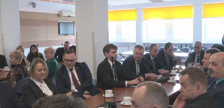 Spotkanie przedstawicieli Podregionu Zachodniego Województwa Łódzkiego