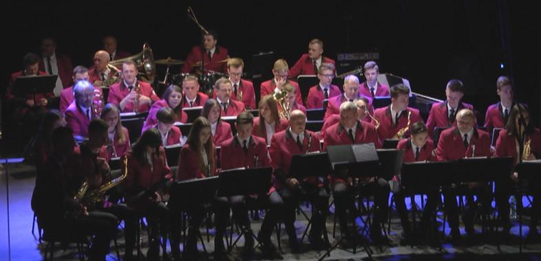Koncert Miejskiej Orkiestry Dętej OSP w Sieradzu
