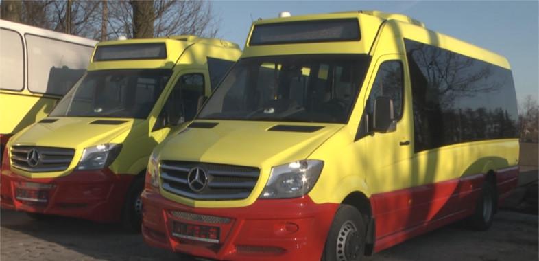 Nowe busy w Zakładzie Komunikacji Miejskiej w Łasku