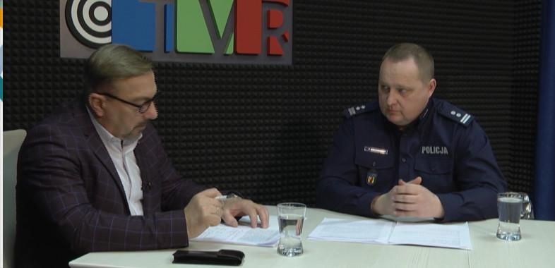 Podsumowanie roku Łaskiej Policji
