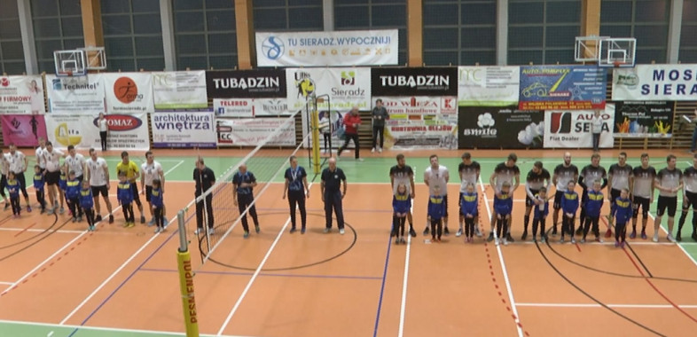 Tubądzin Volley MOSiR Sieradz bez awansu