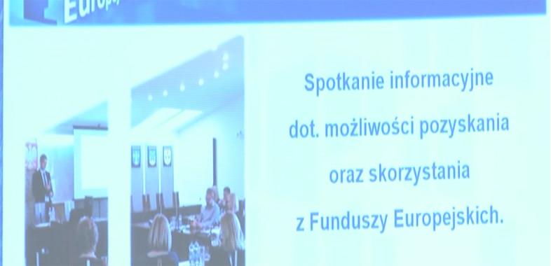 Spotkanie informacyjne w Łasku