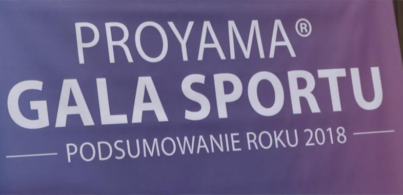 Gala Sportu Klubu Proyama