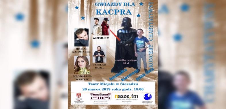 Koncert charytatywny dla Kacpra – Pomóżmy Kacprowi !!!