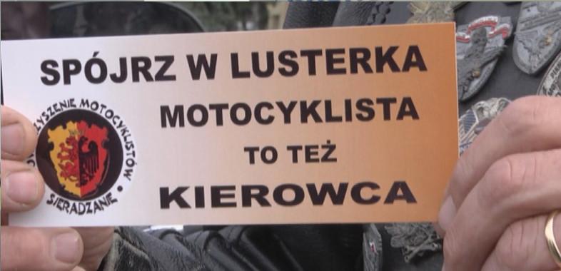"""Akcja Grupy Motocyklowej """"Sieradzanie"""""""