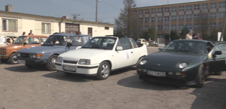 Classic Cars w Łasku