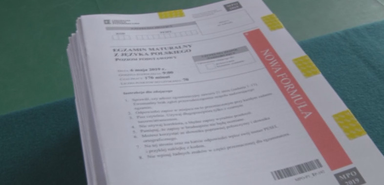 Egzaminy maturalne 2019