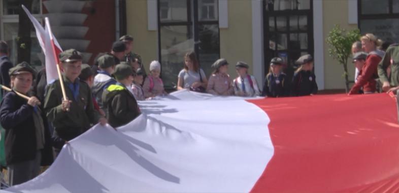 Święto Flagi w Sieradzu
