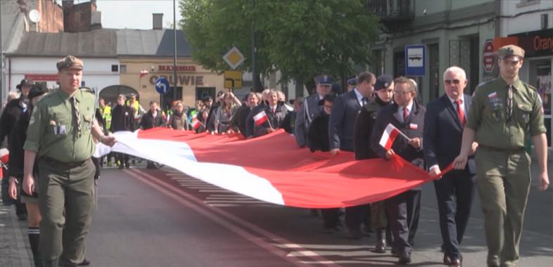Święto Flagi w Łasku