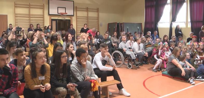 Wizyta uczniów w ramach Erasmus +