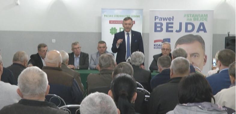 Kampania wyborcza do europarlamentu trwa
