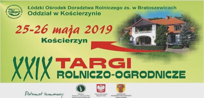 XXIX Targi Rolniczo-Ogrodnicze w Kościerzynie koło Sieradza